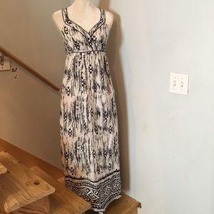 Beautiful Linen maxi dress by Ann Taylor